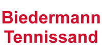 Logo Biedermann Tennissand